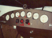 William T. Piper Cub Gauges